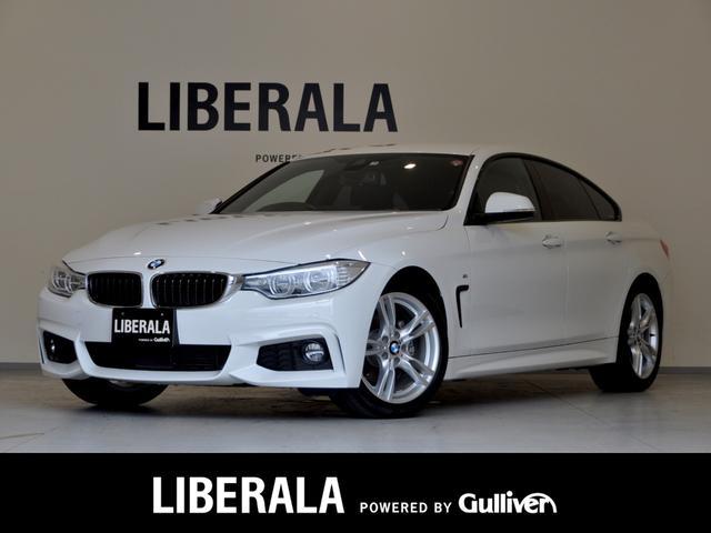 BMW 4シリーズ 420iグランクーペ Mスポーツ LEDヘッドライト ACC