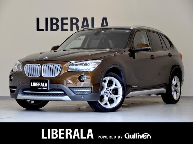 BMW X1 sDrive 20i xライン 当店買取車 iDriveナビ