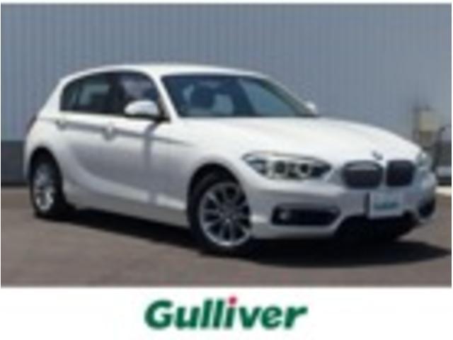 BMW 118i スタイル harman/kardonサウンド インテリジェントセーフティ LEDヘッドライト iDriveナビ バックカメラ bluetooth ハーフレザーシート ミラーETC リアPDC LEDヘッドライト