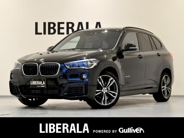 BMW sDrive 18i Mスポーツ インテリジェントセーフティ O/P19インチAW iDriveナビ バックカメラ PDC 電動リアゲート LEDヘッドライト シートヒーター ミラーETC コンフォートアクセス アイドリングストップ