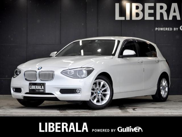 BMW 116i スタイル SDDナビ(CN-GP700FVD) フルセグTV/CD バックカメラ ミラー一体型ETC コンフォートアクセス 純正16インチアルミホイール オートエアコン HIDヘッドライト オートライト
