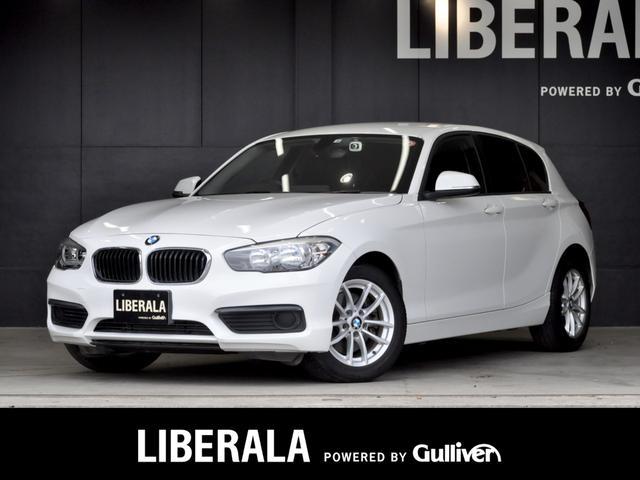BMW 1シリーズ 118i HDDナビ DVD/CD再生可 Bluetooth接続 ミュージックサーバー ドライブレコーダー オートライト バックカメラ コーナーセンサー 走行モード切り替え ETC 純正アルミホイール