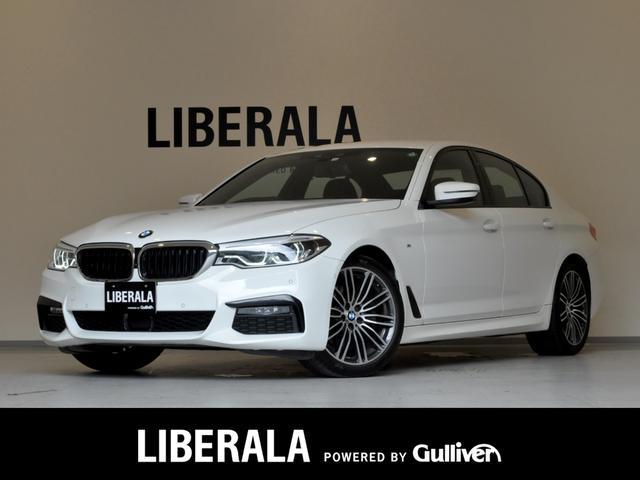 BMW 5シリーズ 523d Mスポーツ ハイラインパッケージ ハイラインPKG ダコタレザーシート パワー/メモリー/全席ヒーター ヘッドアップディスプレイ iDriveナビ 3D360カメラ フルセグ/BT LEDヘッドライト Aハイビーム 3ゾーンエアコン