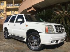 キャデラック エスカレード22AWサンルーフレザー4WD1ナンバー