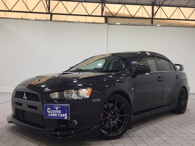 三菱 GSRエボリューションX 4WD レカロ Defiメータ