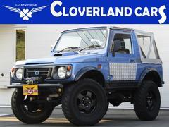 ジムニー幌タイプ CC 4WD リフトUPAW 社外マフラー
