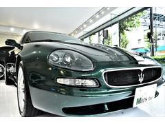 マセラティ 3200GT正規D車ベージュ革 室内ベタ付無し 4速フルオートマチック