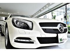 M・ベンツSL550ブルーエフィシェンシー 正規D車 マジックスカイ