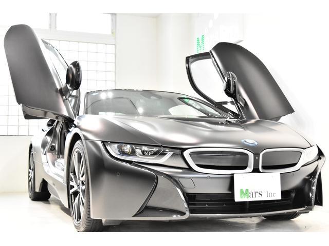 i8(BMW)プロトニック フローズン ブラック 中古車画像