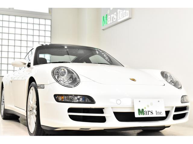 911タルガ4S 正規D車 スポクロ スポエキ シートH(1枚目)
