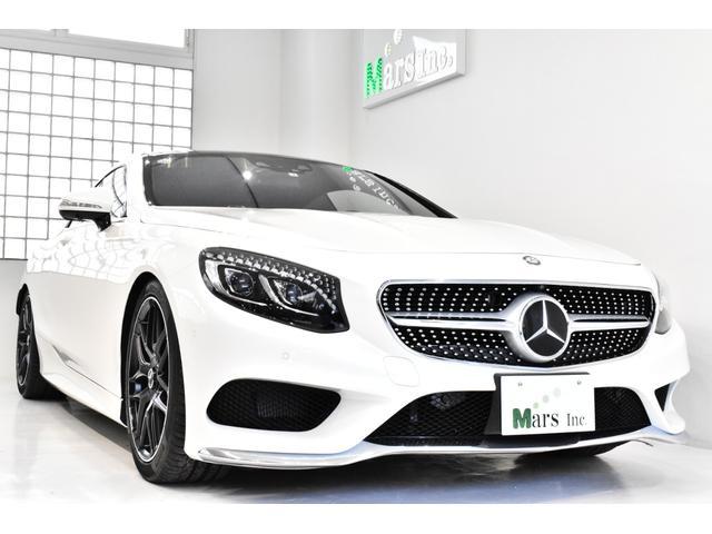 メルセデス・ベンツ 正規D車AMGライン スワロフスキーPKGパノラミックルーフ