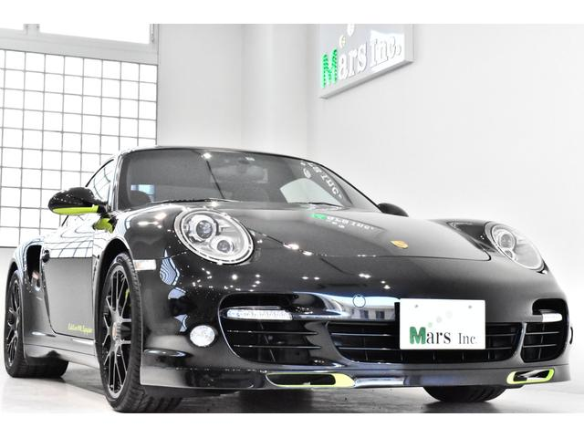 911(ポルシェ) 911ターボS 中古車画像