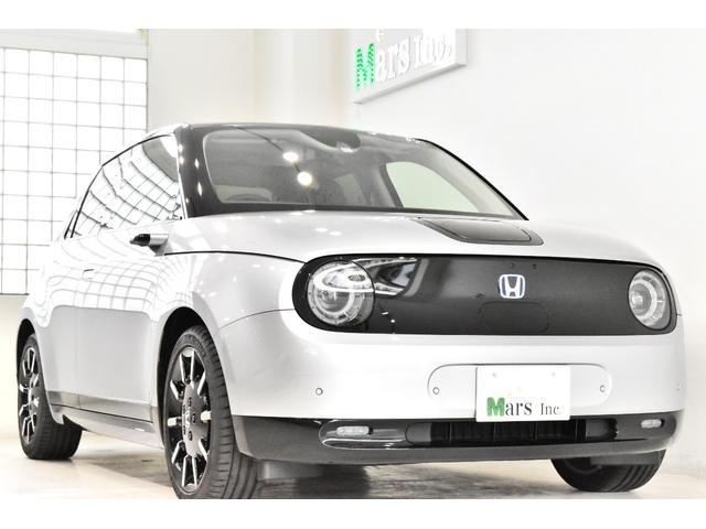 「ホンダ」「Honda e」「コンパクトカー」「東京都」の中古車