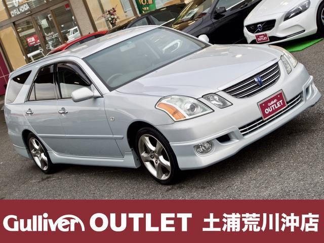 トヨタ 2.5iR-V 1オーナー 定期点検記録簿 HID ナビ