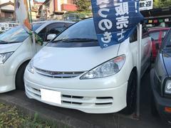 エスティマTナビ ETC 7人乗り サイドリフトアップシート 福祉車両