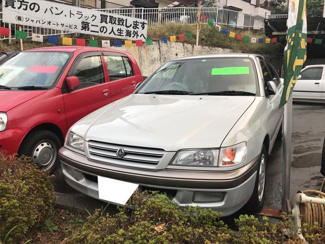 トヨタ プレミオG AW オーディオ付 AC AT セダン