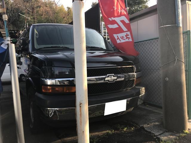 シボレー 両側ドア 左ハンドル オーディオ付 ETC 4WD