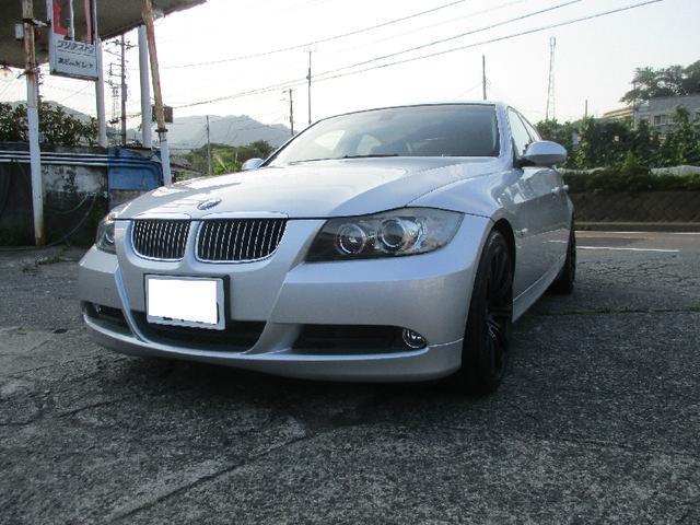 BMW 3シリーズ 323i 本革シート (なし)