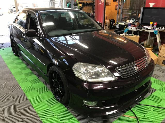 トヨタ グランデiR-V パワーシート CDオーディオ キーレス HID 18インチアルミ ABS 衝突安全ボディ