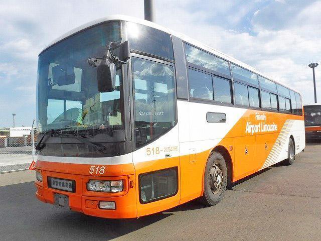 日産 平成14年日産UDバス
