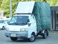 バネットトラック木製荷台 幌付 オートマ フル装備 集中ドアロック ETC
