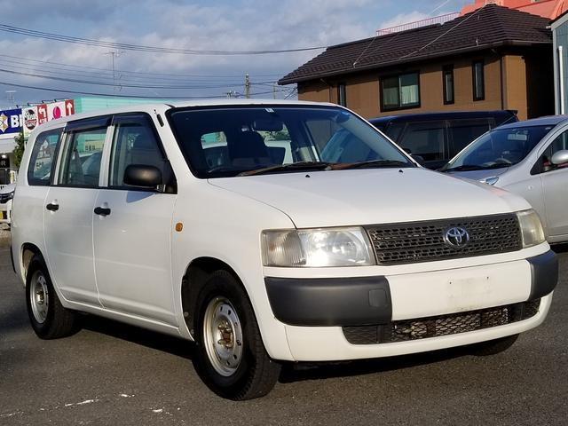 トヨタ DX バン