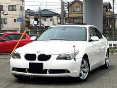 BMW525iハイラインパッケージ バックカメラ サンルーフ