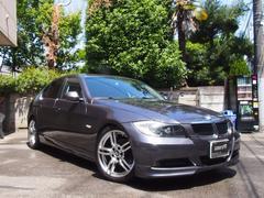 BMW323i ハイライン 左ハンドル・社外18AW・ダウンサス