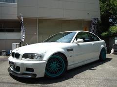 BMWM3クーペ オリジナル車高調 ステンマフラー