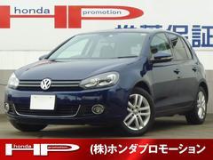VW ゴルフTSIコンフォートラインマイスターエディション 純正ナビ