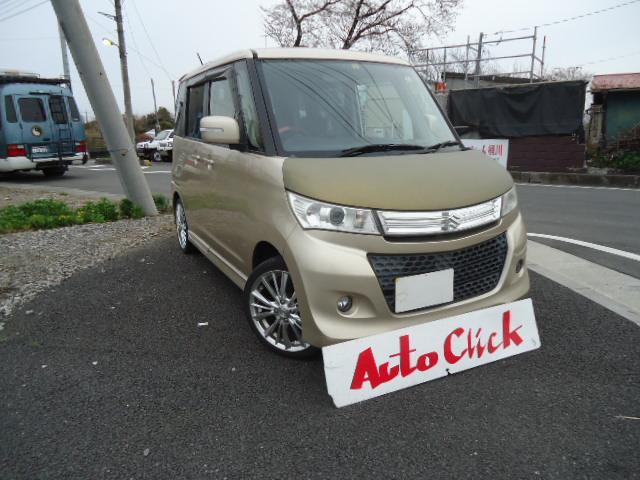 「スズキ」「パレット」「コンパクトカー」「埼玉県」の中古車