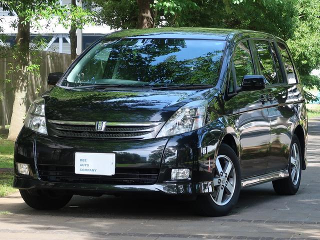トヨタ プラタナ HDDナビ 左自動ドア 禁煙車