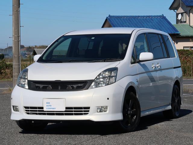 トヨタ プラタナ 社外ナビ フルセグTV Bluetooth接続