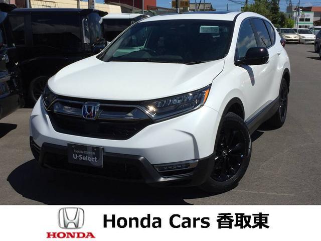 ホンダ e:HEV EX・ブラックエディション 展示車 5人乗り ブラックエディション専用装備 運転支援付