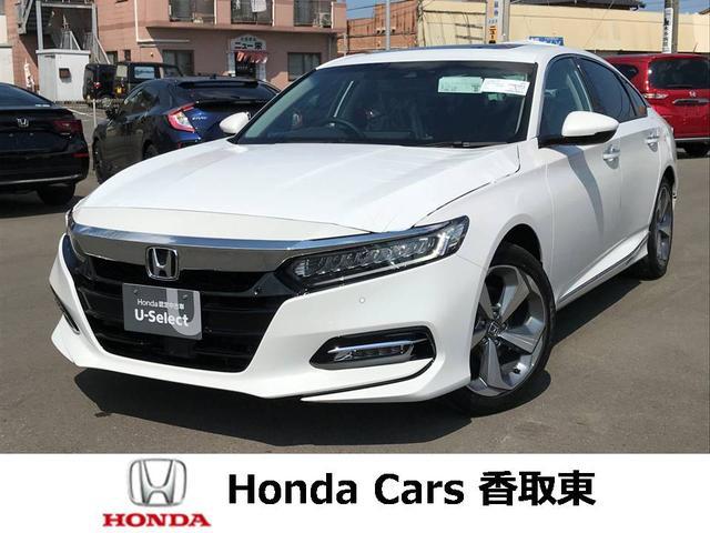 ホンダ EX 展示車 運転支援付 サンルーフ 専用ナビ パーキングセンサー