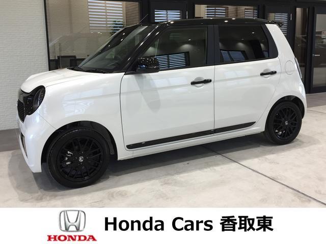 ホンダ RS 展示車 CVT ターボ 運転支援付 RS専用装備 バックカメラ