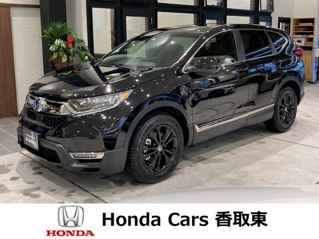CR-V(ホンダ)e:HEV EX・ブラックエディション 自社試乗車 専用7インチナビ 運転支援付 ブラックスタイル専用装備 中古車画像