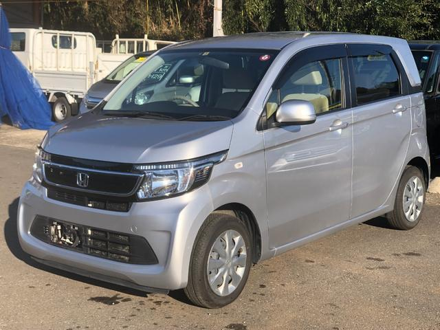 ホンダ G 車検整備付 ETC 新品ブレーキパット オイル交換