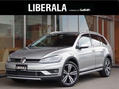 VW ゴルフオールトラックTSI 4モーション テクノロジー&レザーシートPKG