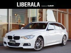 BMW335iツーリング Mスポーツ レザーシート ACC 地デジ