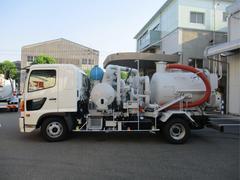 レンジャー トラック エアコン 2人乗り ホワイト パワステ(日野)