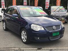 VW ポロ1.6 スポーツライン HDDナビ 15AW ETC