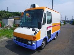 クイックデリバリー移動販売車 移動サービス車 ベース 現状図書館車登録