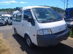 ボンゴバン入浴車  モリタエコノス 4WD