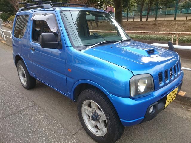 スズキ KANSAI パートタイム4WD ターボ