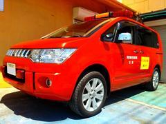 デリカD:5G プレミアム  消防車
