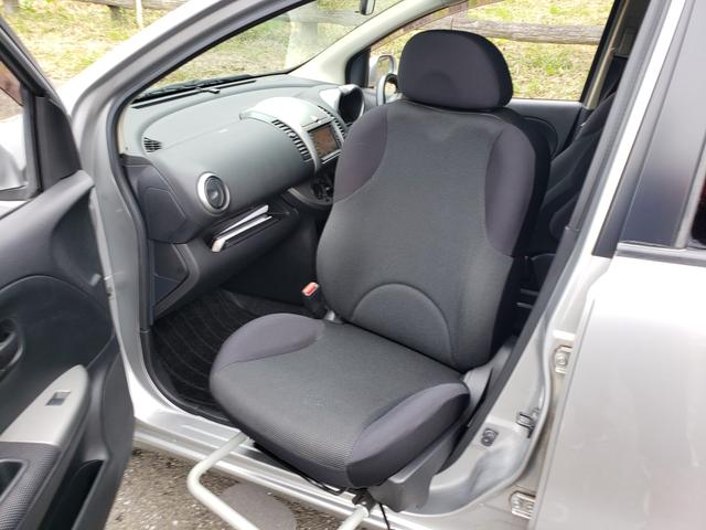 日産 15M カガヤキエディションプラスナビHDD アンシャンテ 助手席回転シート チェアキャブ ウェルキャブ