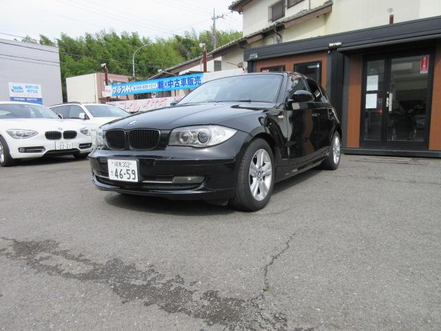 BMW 1シリーズ 120i 社外ナビテレビバックカメラ