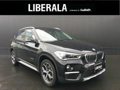 BMW X1ハイラインPKG 黒革シート シートヒーター LEDライト