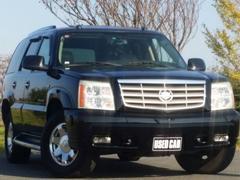 キャデラック エスカレード新車並行 1ナンバー車 サンルーフ HDDナビ レザーシート